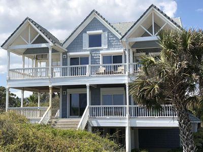 Photo for Pet Friendly, Large, Upscale, Beach Front, Near Community Pool with Elevator!