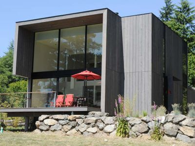 Photo for Sleek Contemporary on Doe Bay Waterfront, Southern Views, Beach!