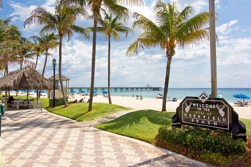 Deerfield Beach Surfside Private Yard With Heated Pool Walk To The Beach Deerfield Beach