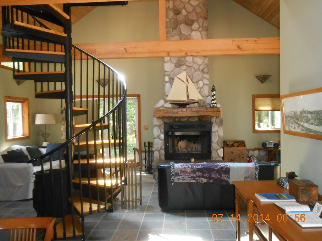 take a break at stony lake newly built homeaway shelby