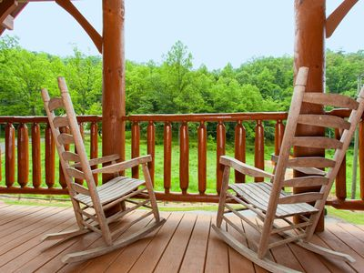 Photo for Expansive cabin in Gatlinburg w/pool table, close to everything!