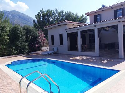 Photo for Villa Robertson in Girne with Private Pool