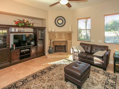 Photo for Country club retreat in the heart of Indio w/on-site golf, shared pool & hot tub