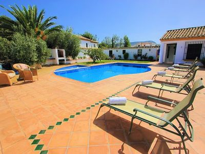 Photo for Rural house (full rental) Villa 'Los Balcones' for 10 people