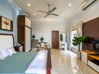Photo for Bright and green studio, 200m to Tan Son Nhat airport
