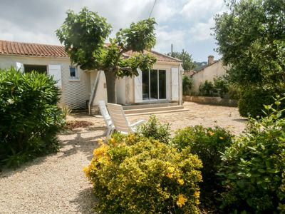 Photo for Vacation home La Victor in Saint Cyr sur mer Les Lecques - 6 persons, 3 bedrooms