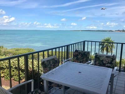 P40 - Charming 2 bedroom 2.5 bath town house condo with open water Gulf Views!