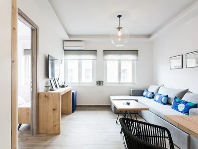 Photo for New/Cosmosdome apartment  in the heart of Athens!