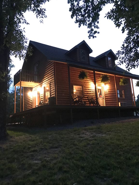 hot cabins log tubs branson holiday is tub private in with cedars secluded cabin steamy rental missouri
