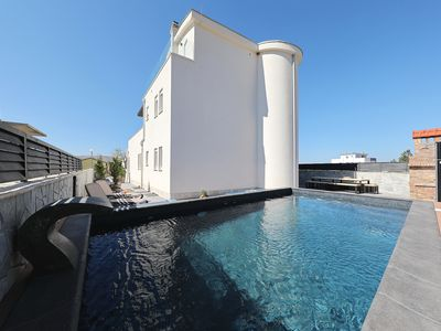Photo for Villa Vesela with private pool / Ideal for LARGE GROUPS