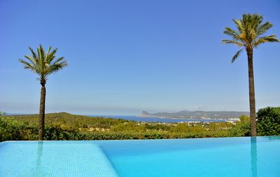 Photo for STUNNING PRIVATE VILLA101 - Breathtaking Sea & Sunset Views in Large Grounds