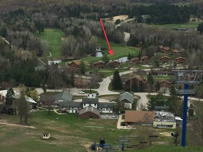 Photo for Schuss Village, Ski/Golf/Explore, Newly Renovated!!!