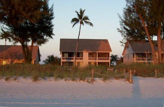 fabulous south seas resort beach cottage 1419 directly on the beach rh homeaway co uk