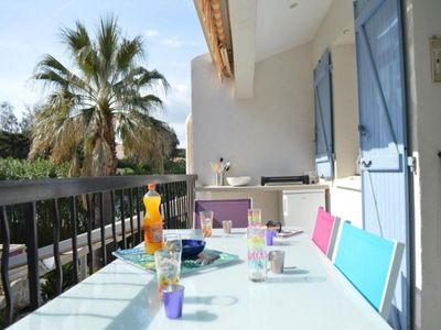 Photo for Apartment Sainte-Maxime, 2 rooms, 4 persons