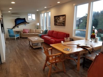 Pets welcome!  100 steps to the beach!! Newly Remodeled - Three Bedroom