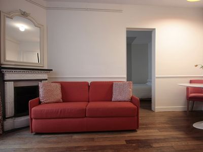 Photo for 105400 - Bright and sophisticated apartment for 4 people in the Latin Quarter