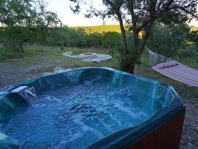 Photo for Recently Renovated, Secluded Spot for a romantic rendezvous! Hot Tub, Fire pit