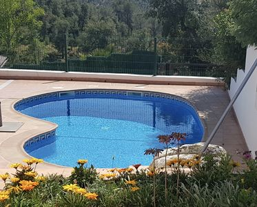 Photo for House with private pool, nice garden with ping pong and basket net and garage