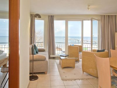 Photo for 2-room apartment with direct sea view - SEETELHOTEL Ostseeresidenz Bansin