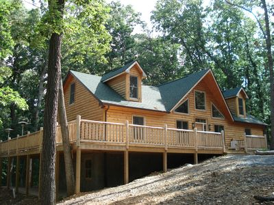 6br Cabin Vacation Rental In Shenandoah Virginia 228286