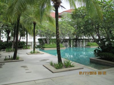 Photo for Penang Straits Quay Luxurious Apartment