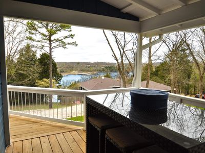 Photo for The Corner Cabin:  Lake View Retreat; Sleeps 8