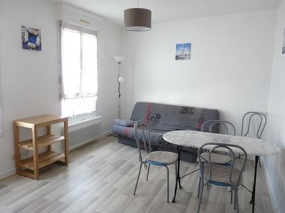 Photo for 1BR Apartment Vacation Rental in La Rochelle, Nouvelle-Aquitaine