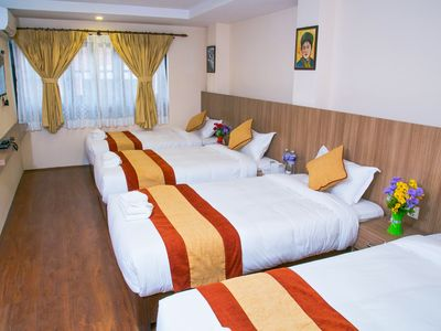 Photo for 1BR Hotel Suites Vacation Rental in Thamel, Central Development Region