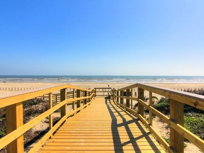 Photo for YOUR Port Aransas Beach Vacation Adventure Starts HERE!         Reg #217229