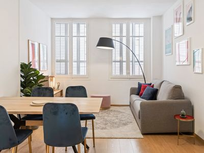 Photo for Charming 2bed apt close to Gracia, 5mins to metro