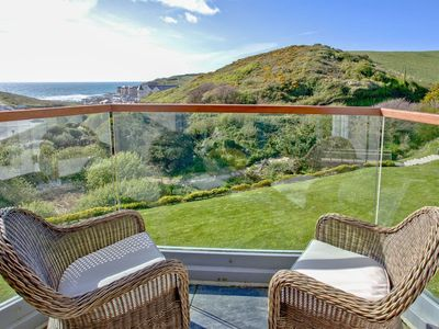 Photo for 2 bedroom accommodation in Watergate Bay