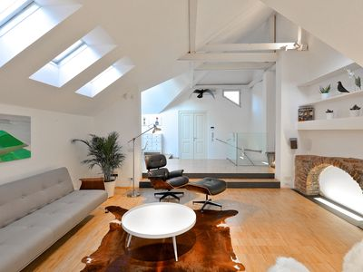 Photo for KINGSWAY LOFT WITH A PRIVATE TERRACE