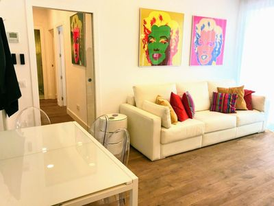 Photo for TERRACE DESIGN APARTMENT IN THE HISTORICAL CENTER