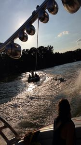 On the Water~Away from Tubing Crowds~Lake Dunlap~2 Story~Private Dock!