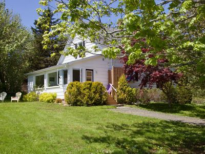 Photo for Boutique Farmhouse Cottage; 60 acres; Annapolis Royal 5 min.