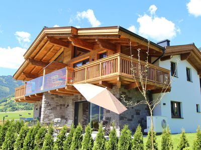 Photo for Luxuriously decorated apartment with wellness nearby Kaprun and Zell am See.