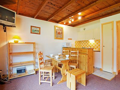 Photo for Apartment Le Lac Blanc in Val Thorens - 4 persons, 1 bedrooms