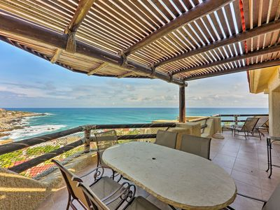Photo for NEW! Cabo Penthouse Condo w/ Pools & Ocean Views!