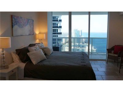 Photo for Luxury Beach Front Furnished Apartment at The Beach Club
