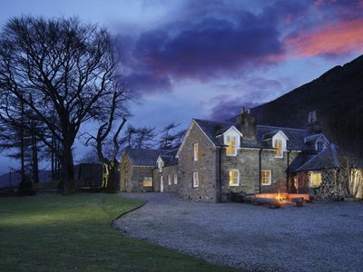 Photo for This 300-year-old farmhouse has been converted into a stylish holiday home.