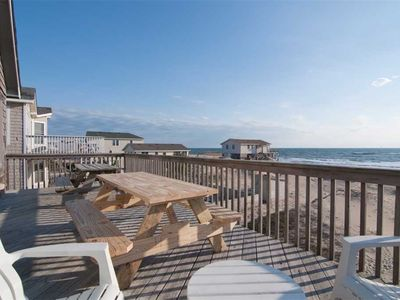 Photo for Pixie's Place: Great fishing getaway! Pet friendly, hot tub in South Nags Head.