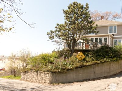 Photo for Happe House Apt B: 2 BR Apt w/ Unobstructed Lake Michigan Views! (Sleeps 6)