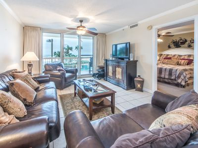 Photo for ☀️Pelican Beach Resort 213☀️2BR Gulf Front Views-3 Pools! OPEN Apr 27 to 29 $597