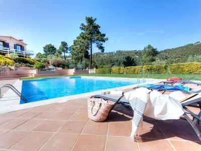 Photo for Apartment in Lloret de Mar with Parking, Washing machine, Pool, Balcony (136755)