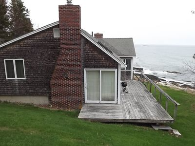 Photo for Pristine Oceanfront Cottage with Sandy Beaches