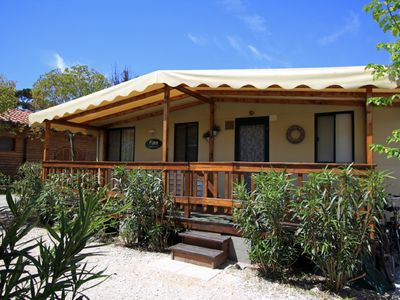 Photo for *** Luxury chalets on Top location at sea in Viareggio - Tuscany - Pisa - Lucca **