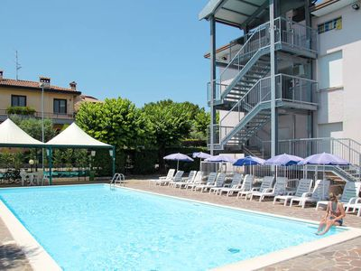 Photo for Apartment Residence Poggio al Lago  in Sirmione (BS), Lake Garda/ Lago di Garda - 5 persons, 1 bedroom