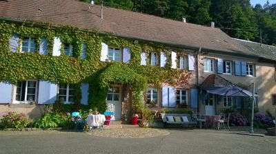 Photo for Alsace Cottage leaned on the hill overlooking the valley 15 minutes from Haut-Kœnigsboug