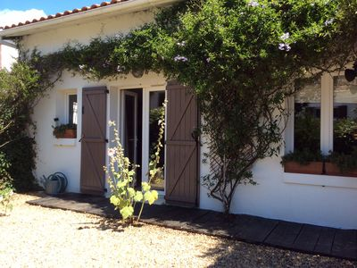 Photo for 4BR House Vacation Rental in Charente-Maritime, Poitou-Charentes