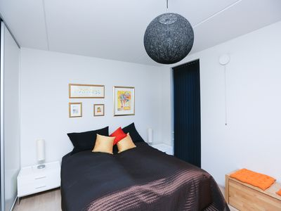Photo for Trendy and Vibrant Apartment in a Great Location!